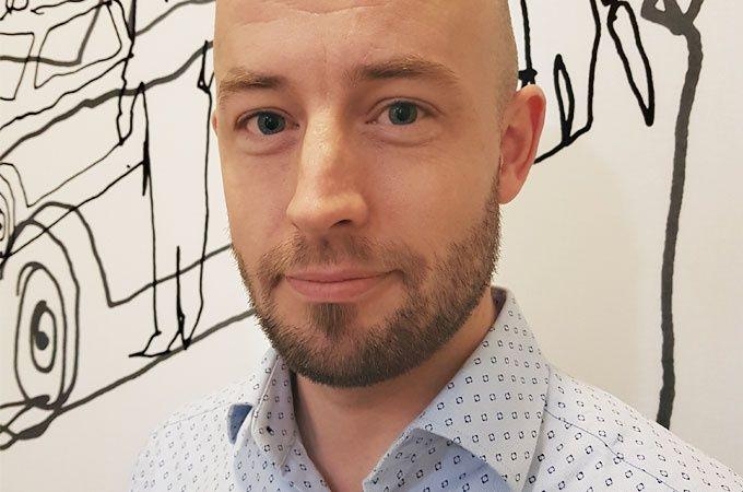 Mikael Carlson, teknisk expert på Elsäkerhetsverket