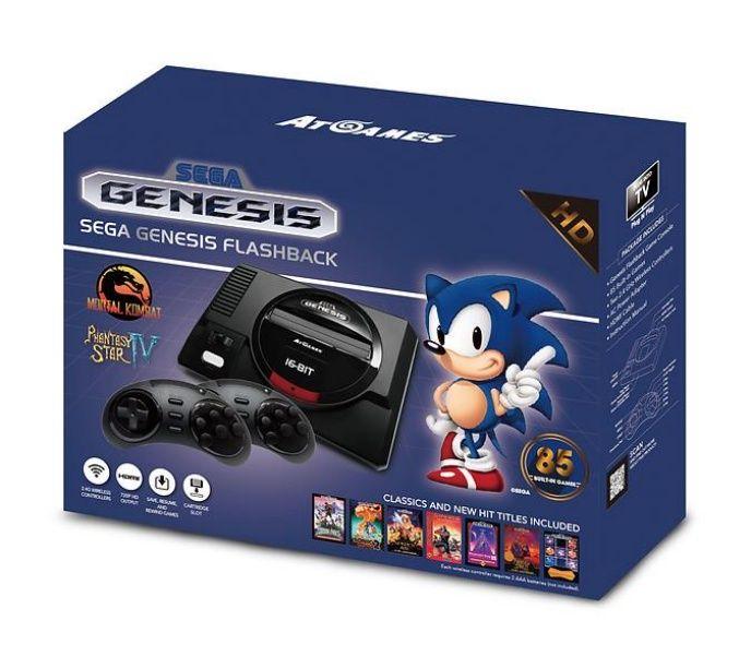 Sega Mega Drive Flashback