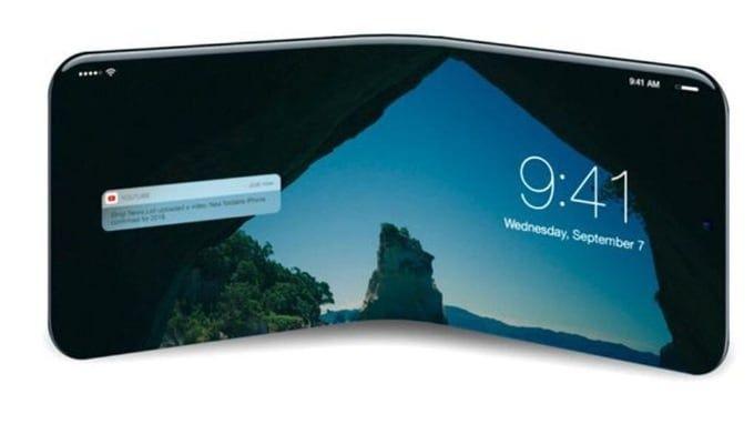 Vikbar Iphone