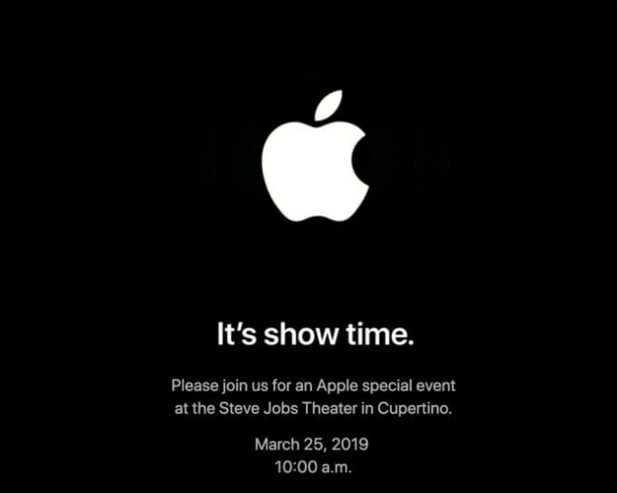 Apple event mars