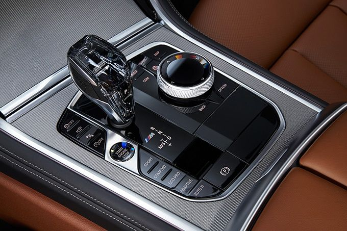 Test BMW 840d