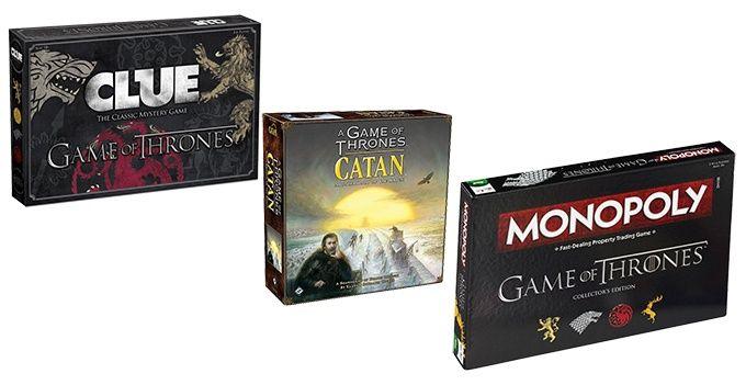 Game of thrones spel