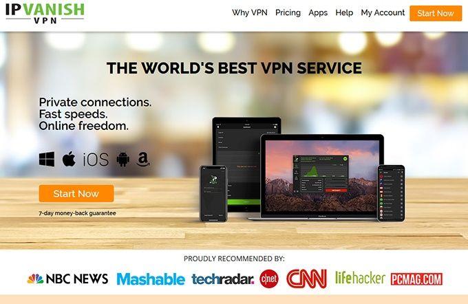 IP Vanish