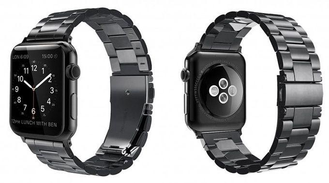 Apple Watch Armband Rostfritt stål