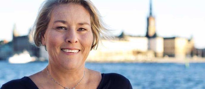 Johanna Engman, cio på Stockholms stad