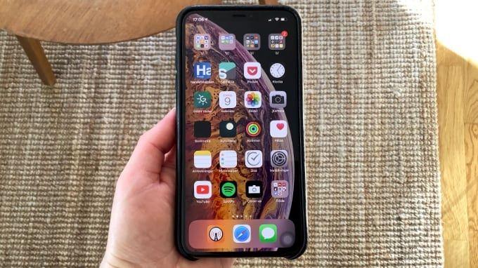Iphone XS Max långtidstest