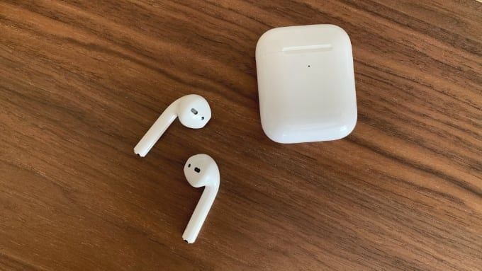 Airpods (andra generationen)