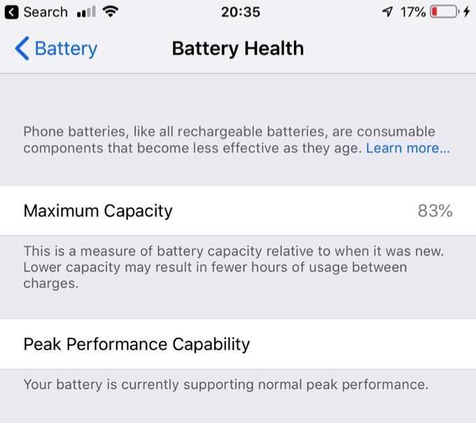 Batterihälsa