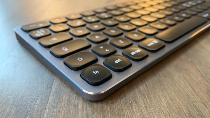 Satechi Aluminum Bluetooth Keyboard – kanske det mest Apple-lika alternativet