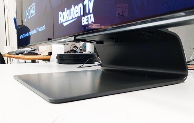 Samsung Q90R fot