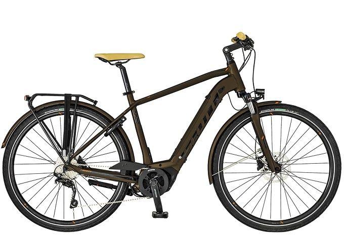 Scott Sub Tour Eride 10 elcykel