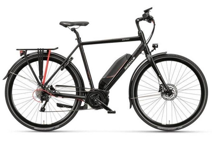Batavus Zonar E-Go elcykel test