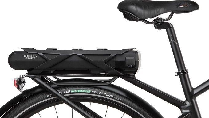 Bästa elcykel Kross Trans Hybrid 5.0
