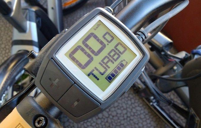 elcykel hastighet