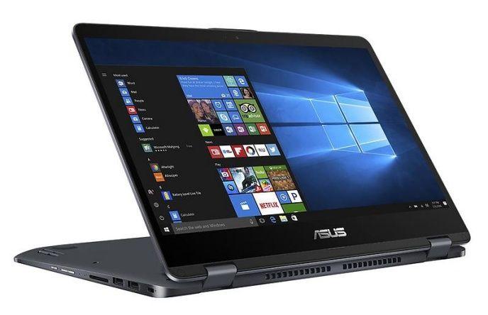 Asus VivoBook Flip 14 TP410UA-EC235T