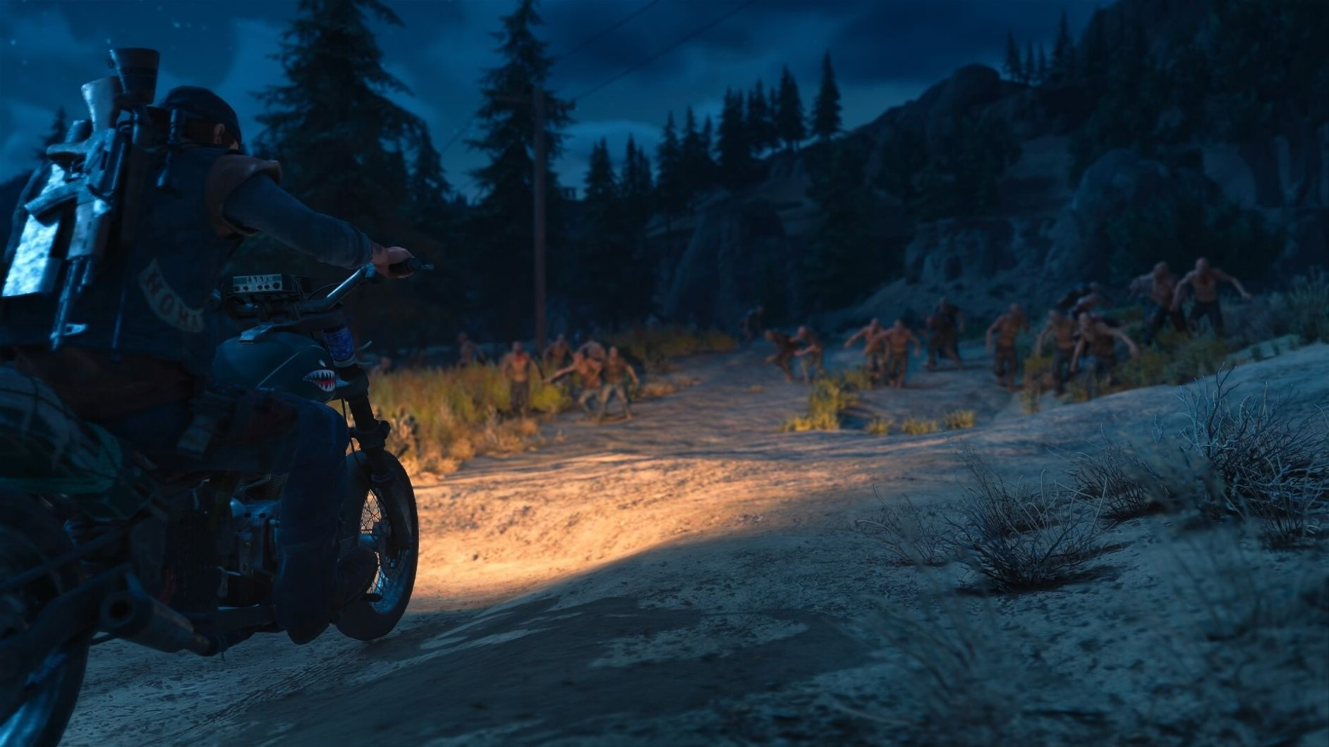 Days Gone freakers