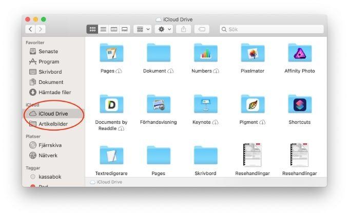 Utöka lagring Mac tips