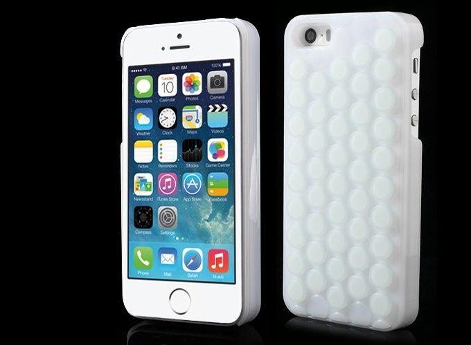 Bubbelplast mobilskal