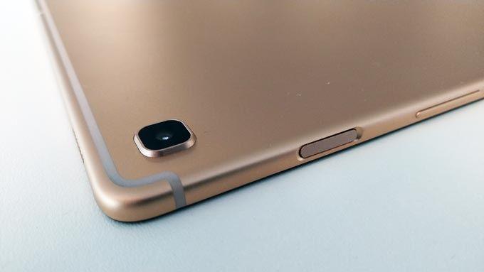 Galaxy Tab S5e kamera med mera
