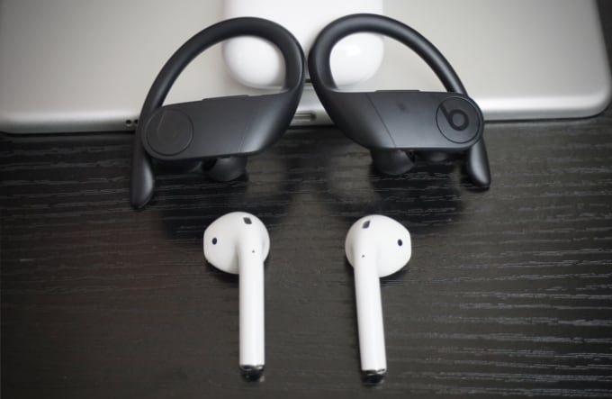 Test Powerbeats trådlösa hörlurar