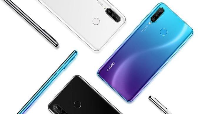 Huawei P30 Lite färger