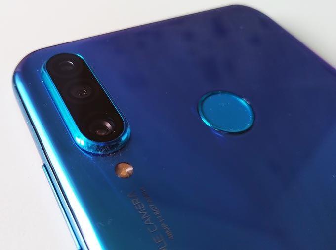 Huawei P30 Lite baksida