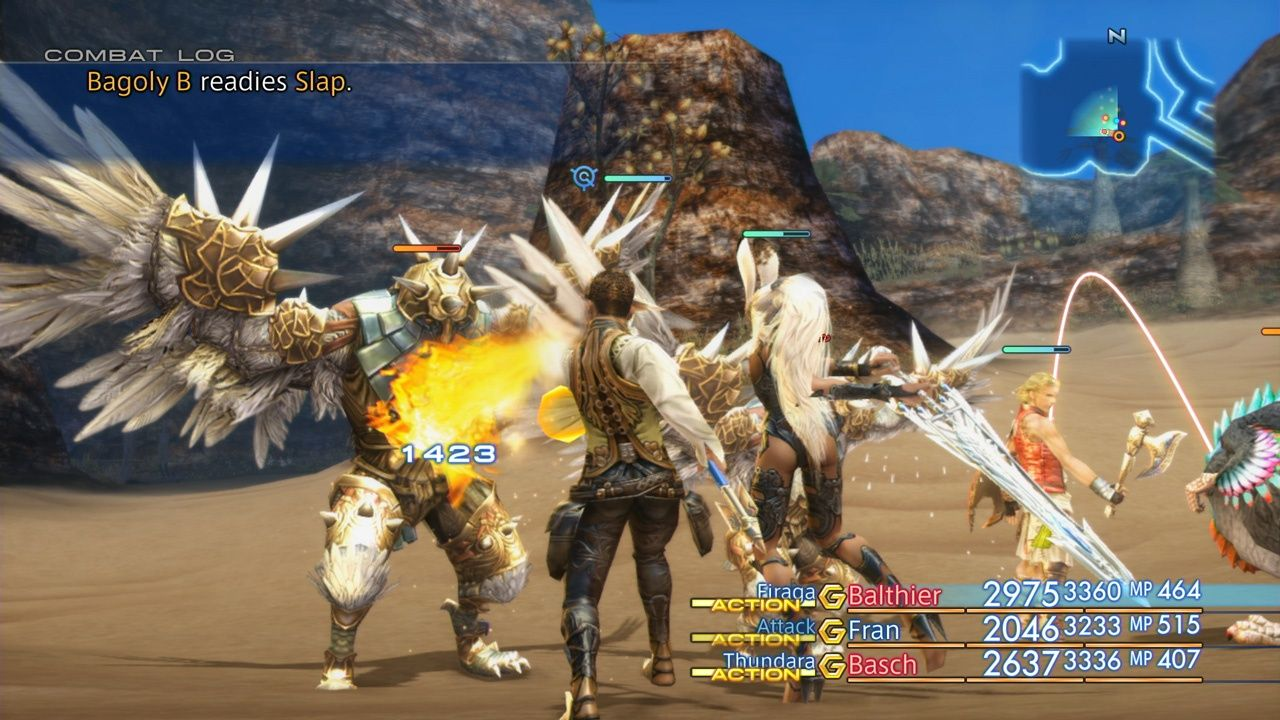 Final Fantasy Zodiac Age Switch