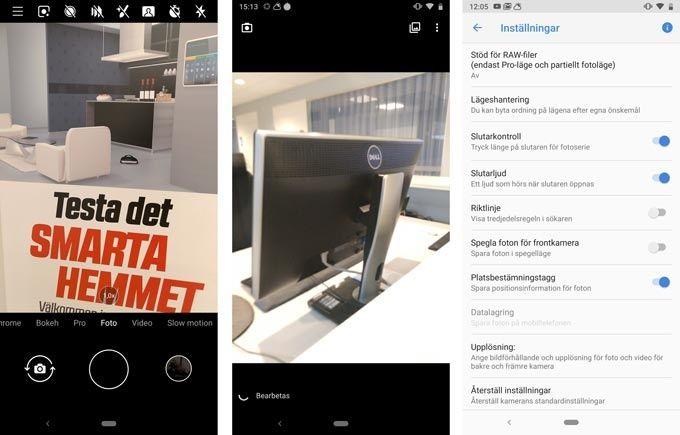 Nokia kamera-app