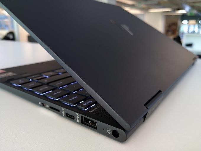 HP Envy X360 portar