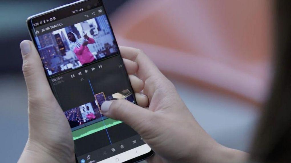 Redigera film på mobilen – Premiere Rush släpps för Android