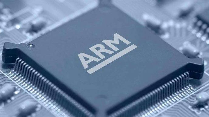 Arm bryter med Huawei –