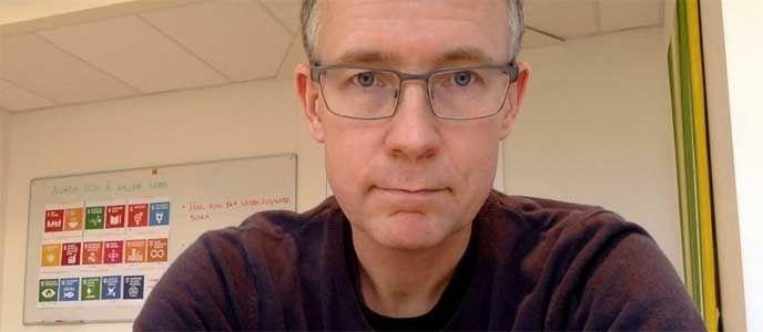 Pär Lannerö, konsult på Metamatrix