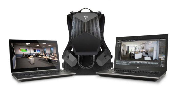 VR Backpack G2