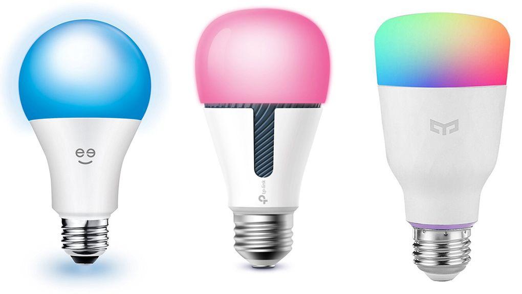 Bästa smarta belysning: 7 lampor i stort test M3
