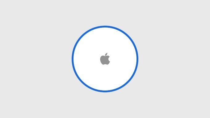 Apple bluetooth-tagg