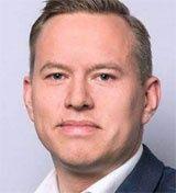 Jens Granath, marknadschef på Securitas Sverige.