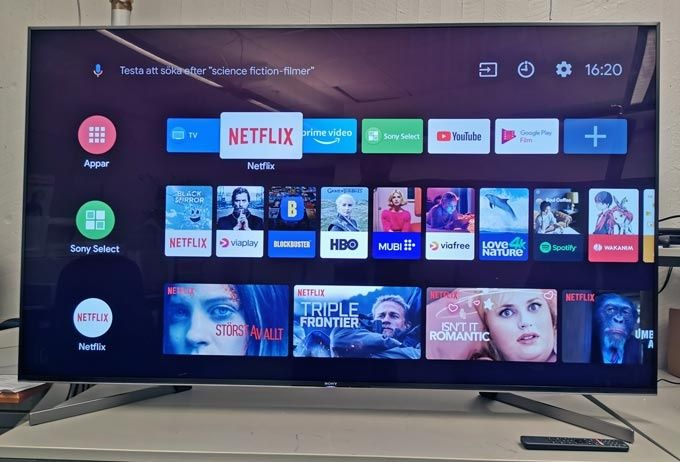 Android TV 8.0