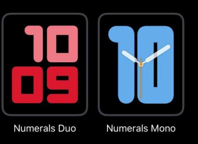 Numerals Mono och Numerals Duo