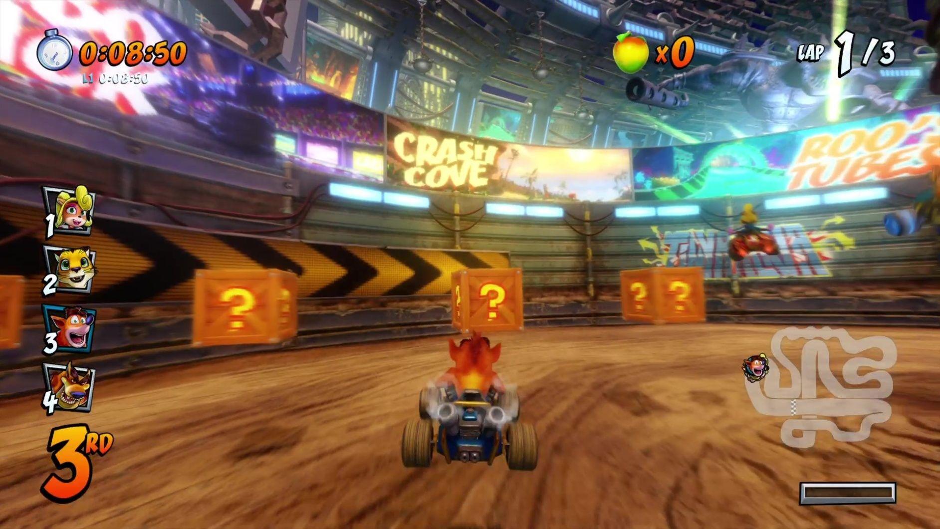 Crash Team Racin