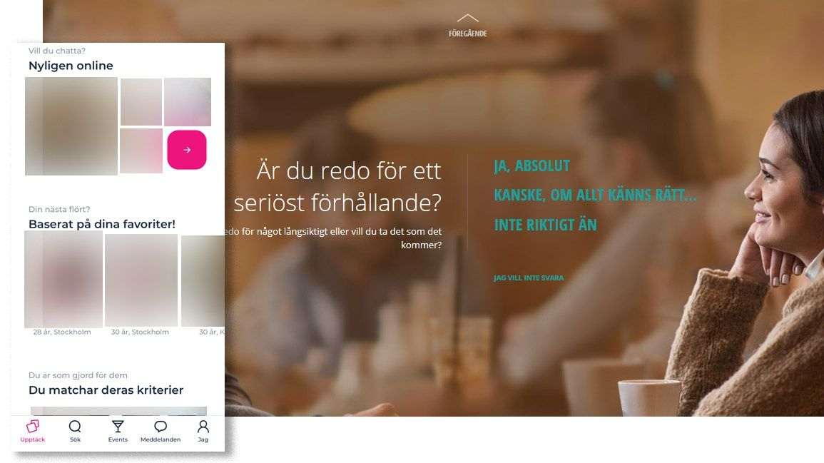 bästa dating apps för under 18