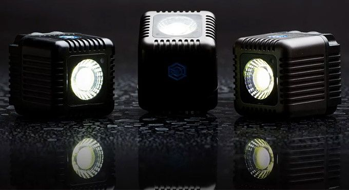 Lume Cube Blixt