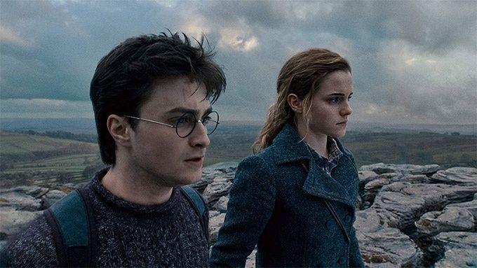 Streama Harry Potter 7