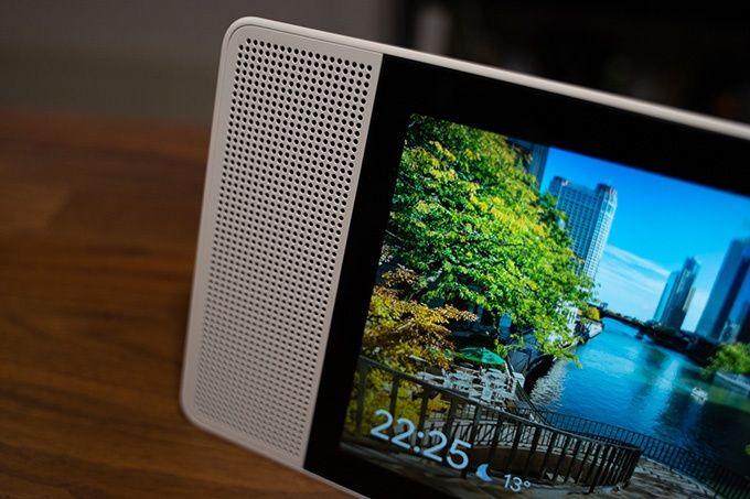 Lenovo Smart Display ljud