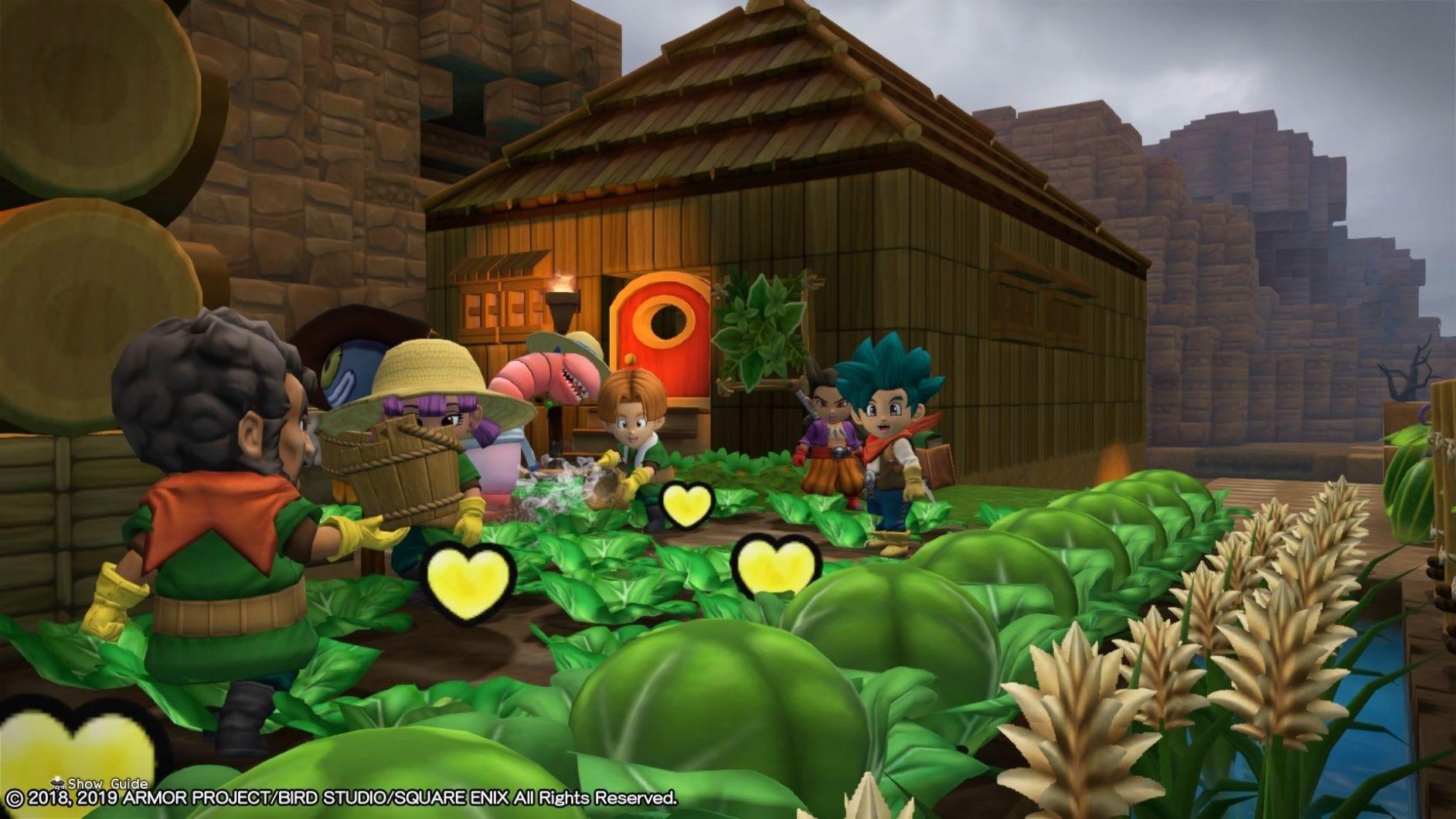 Dragon Quest builders 2 bild 1
