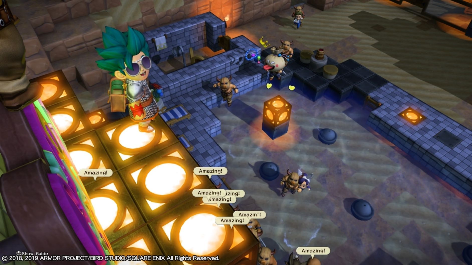 Dragon Quest Builders 2 bild 3