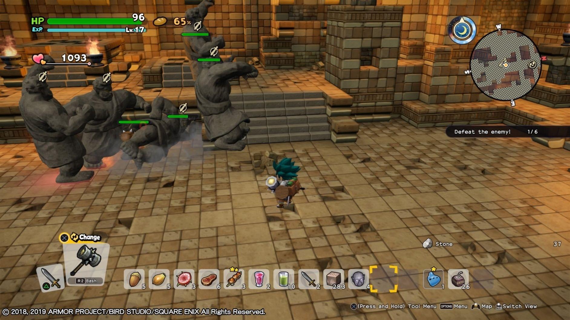 Dragon quest b2 bild 4