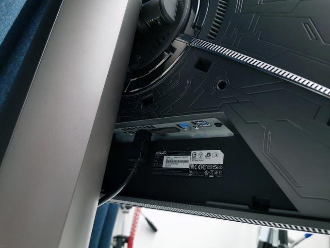 ROG Swift PG35VQ portar