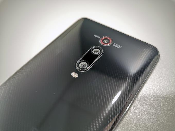 Xiaomi Mi 9T kamera