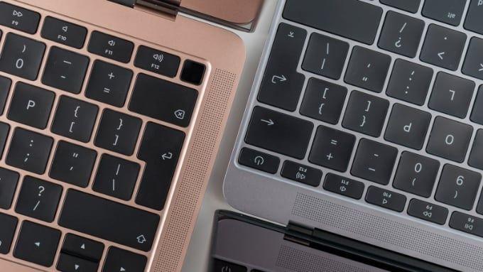 Macbook ersätts