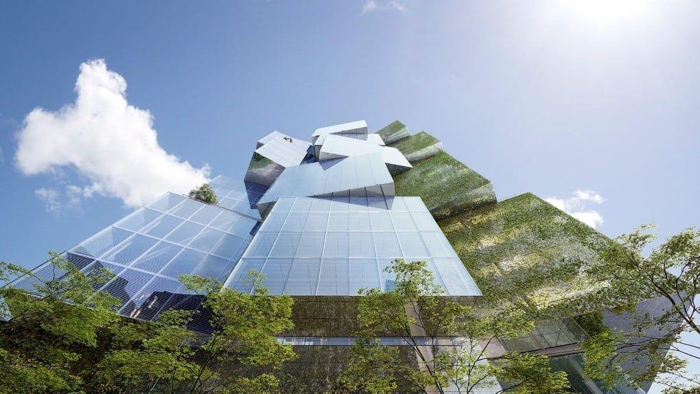Uppgifter: Apple flyttar in i futuristiskt torn i Vancouver